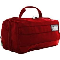 [SUBMARINO] Necessaire Vermelha NE-VM-PT-03 Pro Travel - Moovi - R$30