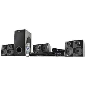 [CLUBE DO RICARDO] Home Theater 5.1 Canais 420W RMS com DVD Philco, Conexões HDMI, USB e Auxiliar, Funções Ripping, Copying, Karaokê com Pontuação - PHT670 - R$340