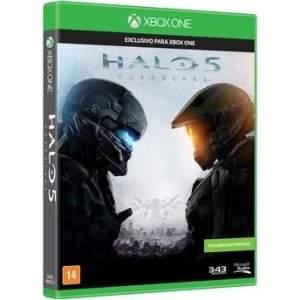 [Kabum - Voltou]  Jogo Xbox One Halo 5 Guardians Microsoft - por R$70