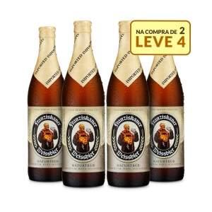 [Empório da Cerveja] Kit Franziskaner Hefe Weissbier Hell 500ml - Na Compra de 2, Leve 4 Garrafas por R$ 32