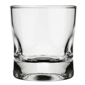 [EFACIL] Conjunto de Copos 250ml Amassadinho Rocks Whisky 12 Peças - Nadir POR R$ 75,62