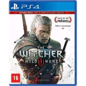[Submarino] The Witcher 3: Wild Hunt R$81