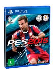 [Walmart]Jogo Pro Evolution Soccer 2015 para Playstation 4 por R$  20