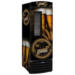 [EFACIL] Cervejeira Vertical Porta c/ Visor 497 Litros VN50FL – Metalfrio POR R$3722