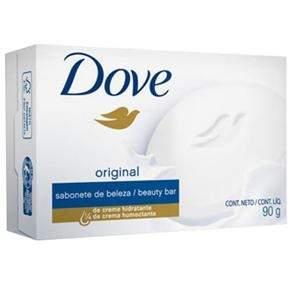 [Extra] Sabonete em Barra Dove Original Hidratante - 90g por R$ 1