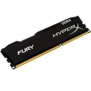 [TeraByte] Memória DDR4 Kingston HyperX Fury HX421C14FB/4 4GB 2133MHz - R$159