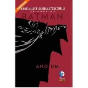 [FNAC] BATMAN ANO UM HQ por R$ 27