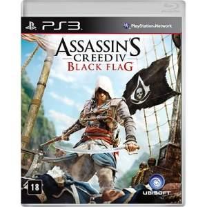 [Submarino] Game Assassin's Creed IV: Black Flag ENG - PS3 por R$ 26
