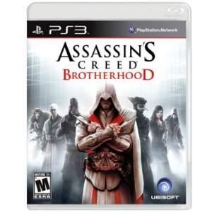 [Ricardo Eletro] Jogo Assassin's Creed: Brotherhood para Playstation 3 (PS3) - Ubisoft por R$ 34