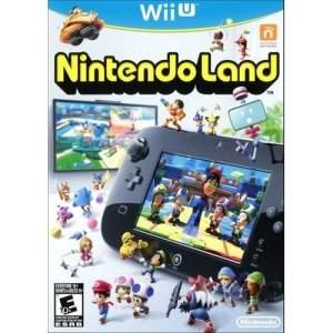 [Submarino] Jogo Nintendo Land - Wii U - R$20