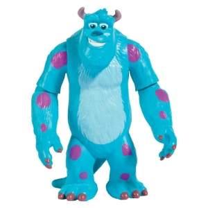 [Rihappy] Boneco Sulley Universidade Monstros 824 - Sunny - R$20