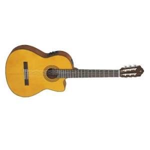 [Americanas] Violão Clássico Elétrico Yamaha Cgx122msc - R$1539