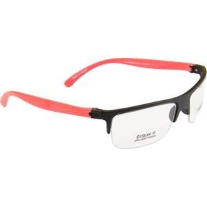 [SUBMARINO] Óculos de Grau Mormaii Masculino Eclipse - Preto / Vermelho