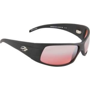 [AMERICANAS] Óculos de Sol Mormaii Masculino Gamboa Street - Bordô / Preto Fosco