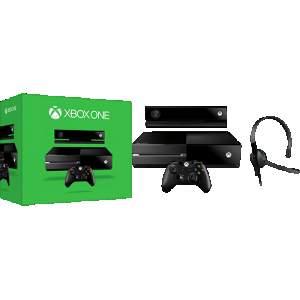[SHOPTIME] Console Xbox One 500GB + Sensor Kinect + Headset com Fio + Controle Wireless - R$ 1553,00 NO CARTÃO SHOPTIME OU R$ 1771,00 NO BOLETO COM O CUPOM MEGACUPOM
