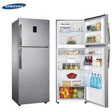 [Casas Bahia] Refrigerador Samsung Top Mount Frost Free RT38FDJBDSL com Display Eletrônico Inox Look - 385L - por R$1999