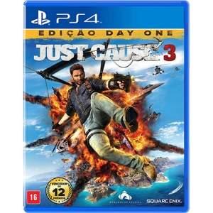 [Submarino] Just Cause 3 (PS4) - R$155