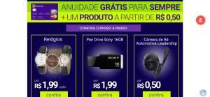 [SOU BARATO] CARTÃO DE CRÉDITO SOU BARATO - COM ANUIDADE GRÁTIS PARA SEMPRE!!!