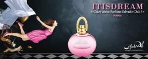 [ÉPOCA COSMÉTICOS] It Is Dream Eau de Toilette Salvador Dali - Perfume Feminino - 30ml - R$41