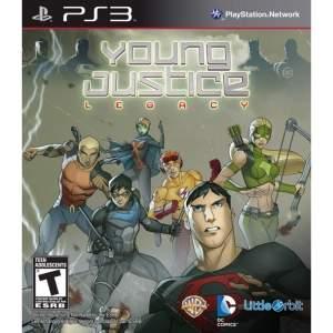 [Casas Bahia] Jogo Young Justice: Legacy - PS3 - R$60
