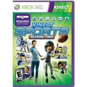 [Ponto Frio] Jogo Kinect Sports 2 Xbox 360 - R$20