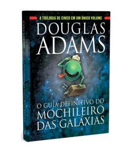 [SUBMARINO] Livro - O Guia Definitivo do Mochileiro Das Galáxias: A Trilogia de Cinco Em Um Único VolumeR$30