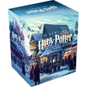 (AMERICANAS)-BOX Coleção Harry Potter (7 Volumes) R$ 90