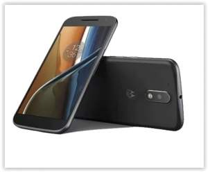 "[Saraiva] Smartphone Motorola Moto G 4 Preto 4G Tela 5.5"" Android 6.0 Lollipop Câm 13Mp Dualchip 16Gb por R$ 1029"