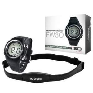 [Ricardo Eletro] Monitor Cardíaco Wiso FW30 - R$98