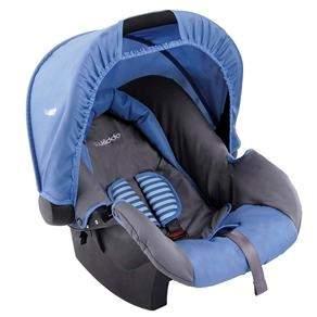 [EXTRA] Bebê Conforto Kiddo Nest 412AZ - Azul - R$209