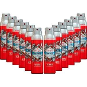 [ Sou Barato - voltou] Kit com 12 Desodorantes Antitranspirante Old Spice - por R$ 80