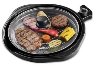 [SUBMARINO] Grill Mondial Redondo Smart Grill 30 Preto por R$ 88