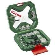 [Ricardo Eletro] Kit X-Line 34 peças - Jogo de Brocas e Pontas para Furar e Parafusar - Bosch - R$30