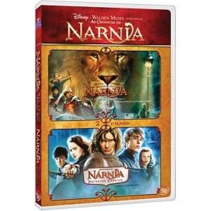 [Americanas] Coleção Dvd As Crônicas de Nárnia: O Leão, a Feiticeira e o Guarda-Roupa + O Príncipe Caspian (2 discos) - R$16