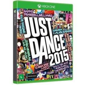 [Walmart] Jogo Just Dance 2015 para Xbox One - R$30