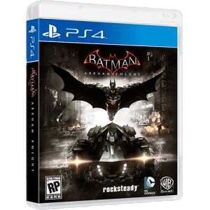 [AMERICANAS] Game - Batman: Arkham Knight - PS4 - R$114