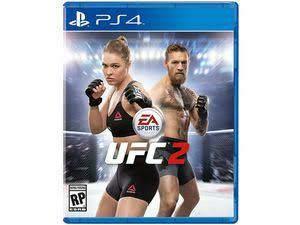 [Submarino] Jogo EA Sports UFC 2 - PS4 - por R$150