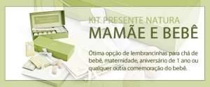 [Natura] Voltou Kit Presente Natura Mamãe e Bebê - 20 Minissabonetes + 20 Caixinhas + 20 Fitinhas + 20 Adesivos R$ 52