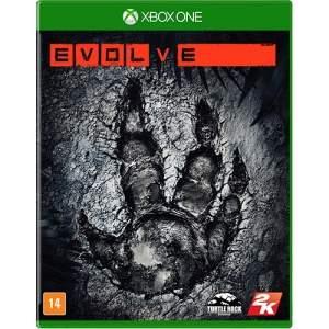 [Submarino] Jogo Evolve - Xbox One - R$30