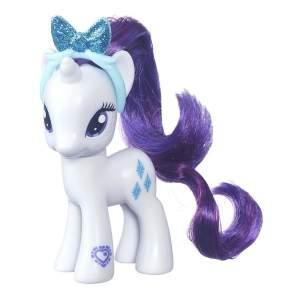 [PONTO FRIO] My Little Pony Hasbro Equestria Básica Rarity - R$19