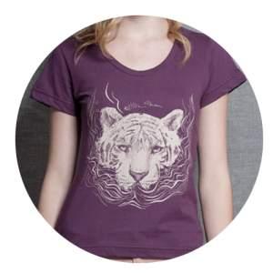 [Chico Rei] Camiseta Roar por R$ 36
