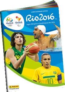 [Torcida Panini] Album de Figurinhas Jogos Olímpicos Rio 2016 - Grátis