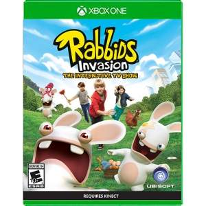 [Submarino] Jogo Rabbids Invasion Xbox One - R$40