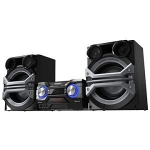 [EFACIL] Mini System SC-AKX600LBK, CD, 2 USB, Bluetooth, Max Jukebox, Iluminação LED, 2GB, 1300W RMS - Panasonic POR R$ 1023