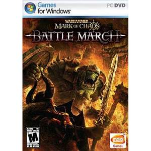[SUBMARINO] Warhammer Mark of Chaos - Battle Match PC - R$2