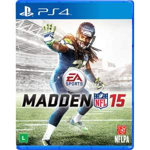 [Submarino] Jogo Madden NFL 15 para PS4 - R$ 35,16