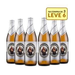 [Empório da Cerveja] Kit Franziskaner Kristall Klar - Na Compra de 3, Leve 6 Garrafas - por R$48