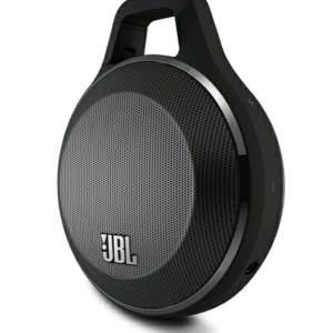 [JBL Store]Caixa de Som Bluetooth JBL Clip Preto - 3,2 Watts RMS e 5h de Bateria por R$ 199