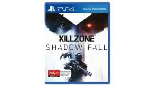 [Submarino] Jogo Killzone Shadow Fall PS4 por R$ 72