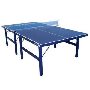 [Casas Bahia] Mesa para Tênis de Mesa Dobrável Procópio 15mm - Azul por R$319